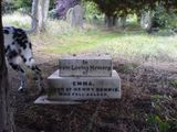 the cutest gravestone I ever saw