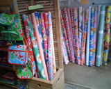 Oilcloth as far as the eye can see