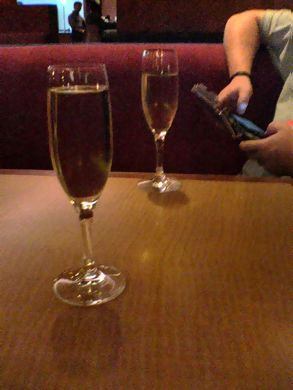 Champagne & PSP