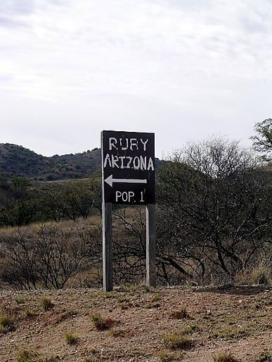 Ruby Arizona