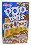 Pop Tarts: French Toast Flavour...