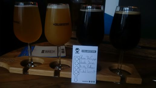 #Collabfest2019 round 5: BrewDog Clapham Junction