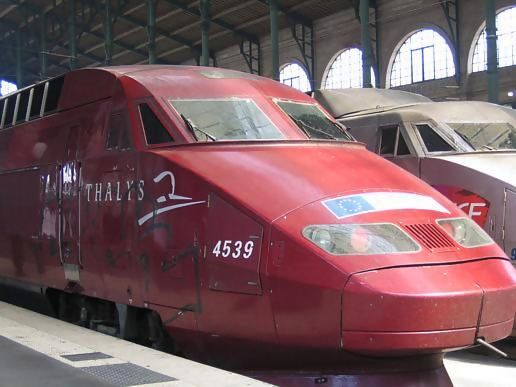 Europe By Train: Paris (again)