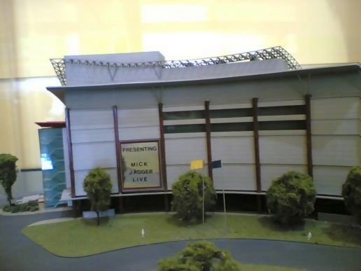 Model of Macau Convention Centre