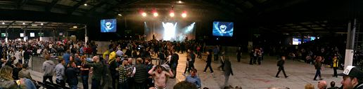 The official Rubbish Panorama(TM) of #PunkAGM2015