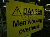 Porn Men Working Overhead