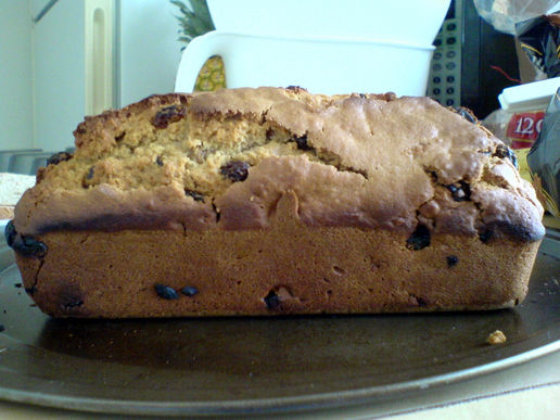 Wensleydale Fruit Cake Recipe