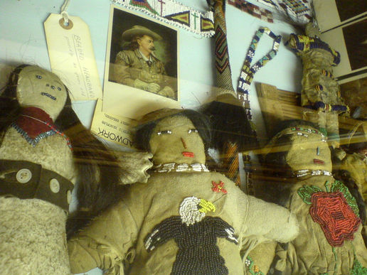 Copper Harbour museum - Doll Special!