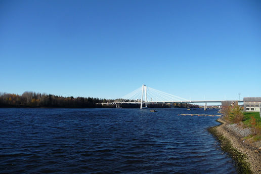 Sunshine in Umea