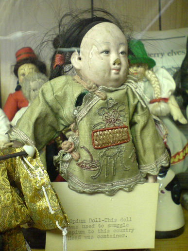 The opium doll