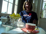 Afternoon tea - Rhode Island Style!