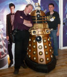 Freakdog and the Dalek
