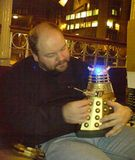 One man and his dalek