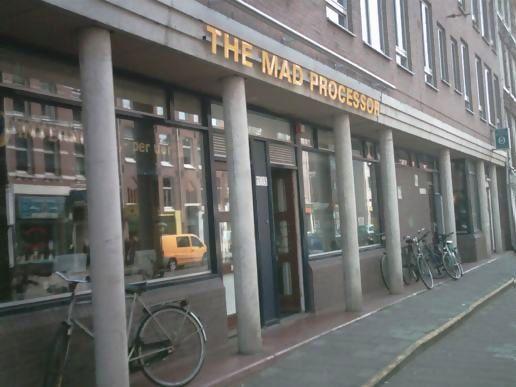 Internet Cafe Amsterdam Centrum