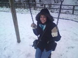 vid in snow