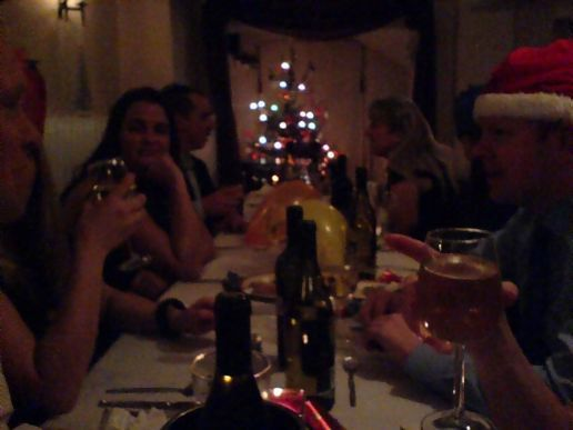 Staff Christmas Do