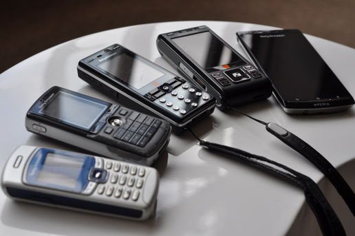 brand whore - or, how I've stuck with Sony Ericsson all these years