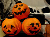 Lardy Lumpkin Party Pumpkins