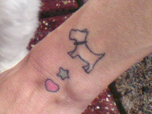 West Highland Tattoo