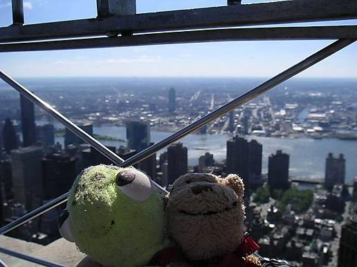 Earl and Squaerly do NYC and Empire State