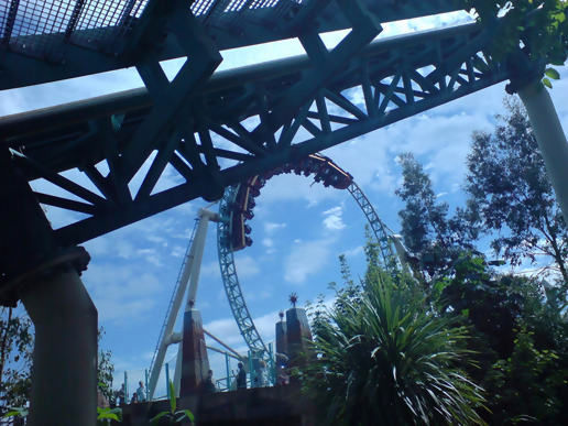how to formulate quadratic equations for rollercoasters