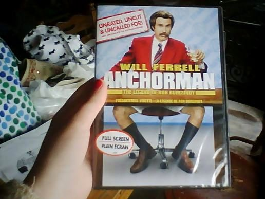 Pretty much the best movie ever! will ferrell is a genious.