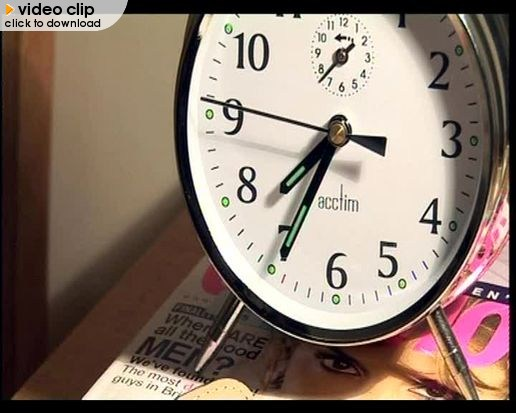 Stopped Clocks special on the BBC One Show