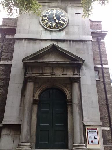 All Hallows on the Wall