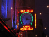 Bar Italia, Frith St, Soho