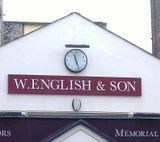 English & Son funeral directors
