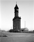 Middlesbrough dock clock tower