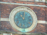 Restored clock, Hill Paul, Stroud