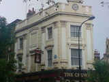 The Crown - Upper St Martins Lane