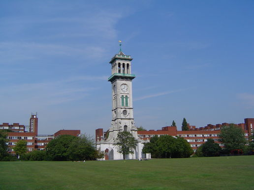 Time to Wind: Caledonian Park Tower Clock