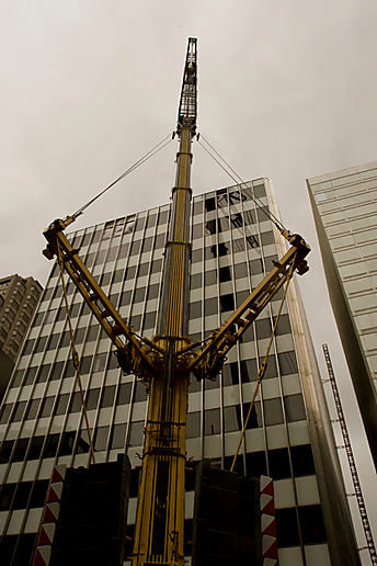 so how big is your crane?