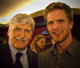 Roméo Dallaire and Rob