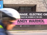 sex.carnage.electric chairs. andy warhol. david cronenberg.frank gehry.