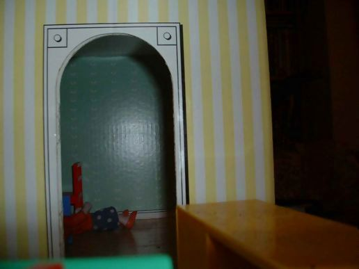 Accident in the Dolls house