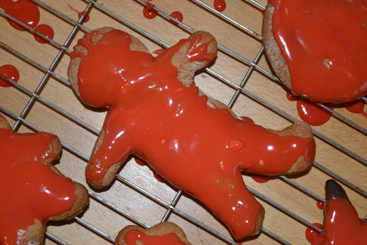 Bloodbath on Gingerbread Street