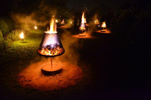Fire Garden!