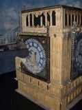 Big Ben prop used in Doctor Who