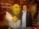Shrek and me