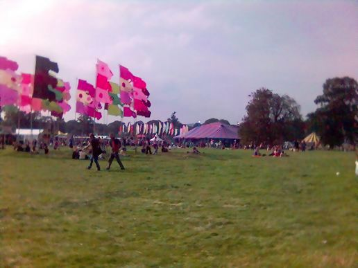 Electric picnic site