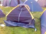 Yet another shonky tent