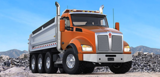 Take a closer look at the Kenworth T880