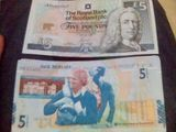 Jack Nicklaus £5 note