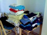 Biggest laundry pile EVAR.