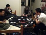 Mid-week poker