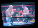 Watching the big fight