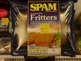 Spam fritters! Stops spam reaching your